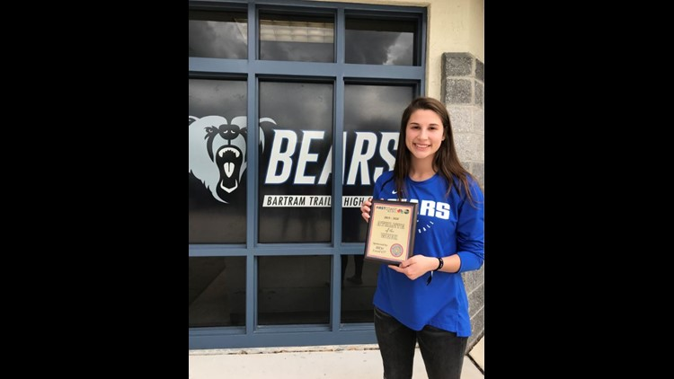 Athlete of the Week: Sierra Calleson