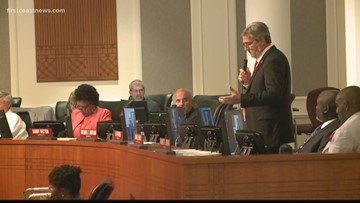 Jacksonville City Council votes 14-5 to withdraw DCPS's motion for half-cent sales tax