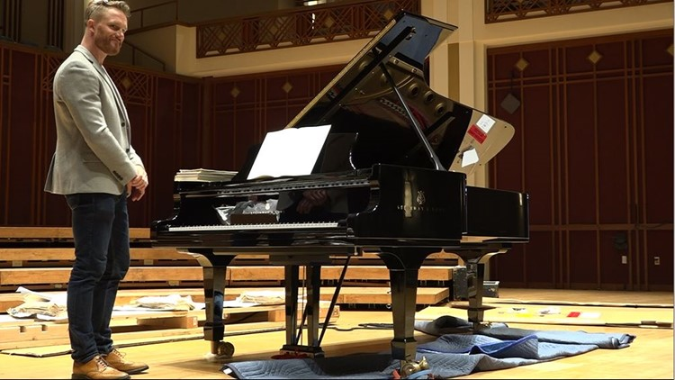 Jacksonville Symphony buys first new piano in concert hall's history