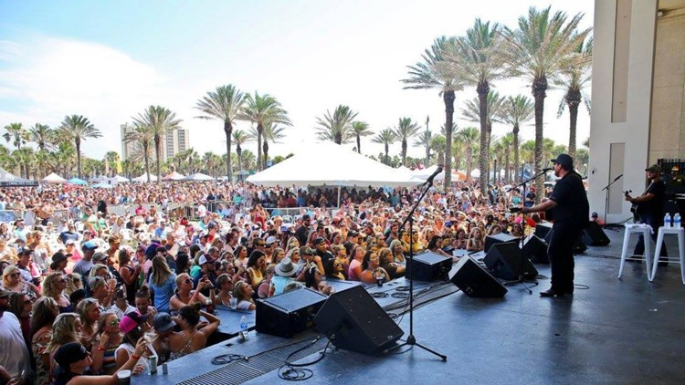 Jacksonville Beach Country Festival