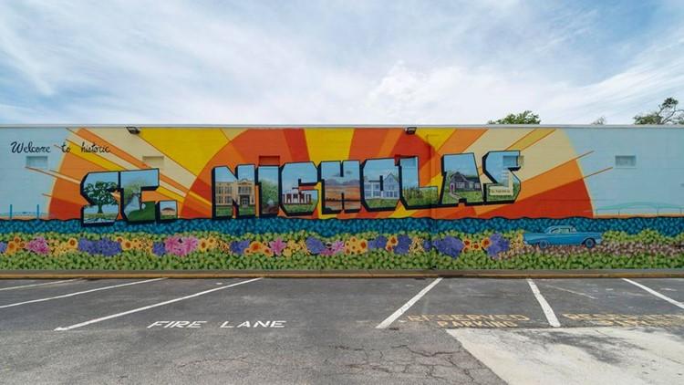 Jacksonville neighborhood's history showcased in new mural