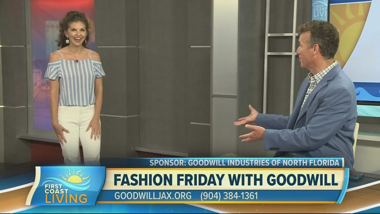 Fashion Friday: Cold-shoulder approved (FCL July 30, 2021)