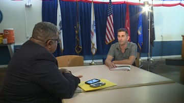 Veterans air concerns during I'm Telling Ken session on Veterans Day 2019