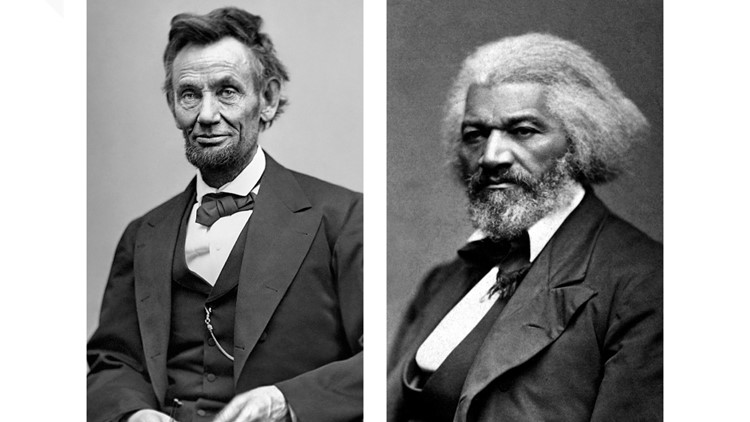 Frederick Douglass, Abraham Lincoln and the political fight for freedom