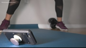No excuses! Local fitness centers beat coronavirus through live video classes