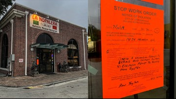 La Nopalera closed while facing inspection violation