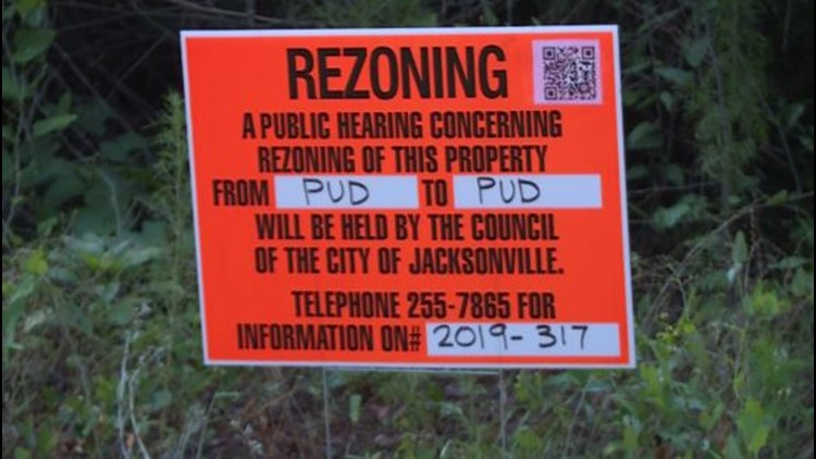 Rezoning Request