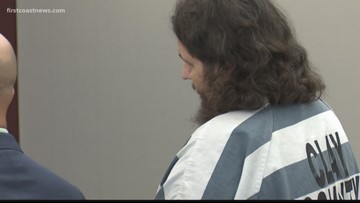 Clay County defendant back in court Monday after pleading guilty to murder and rape
