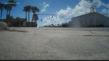 WATCH: Jax Beach Police: Speeding, distracted driving main problems on A1A