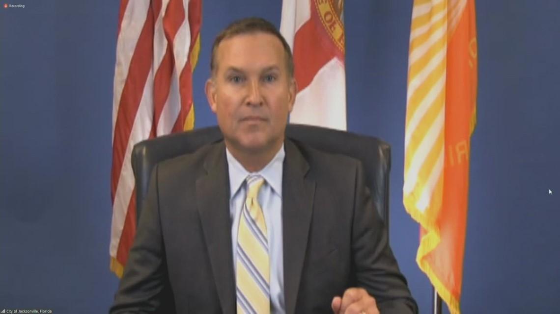 Jacksonville Mayor Lenny Curry, beach mayors provide COVID-19 updates