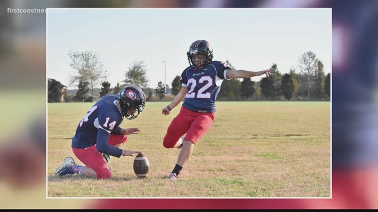 All-women's football camp raises money to fight human trafficking in Jacksonville