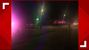 Man shot in neck in Brentwood area