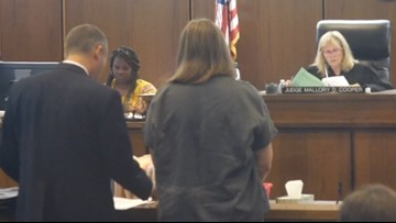 Judge orders Jacksonville mother to stay off of social media after posting video of her daughter licking tongue depressor in doctor's office