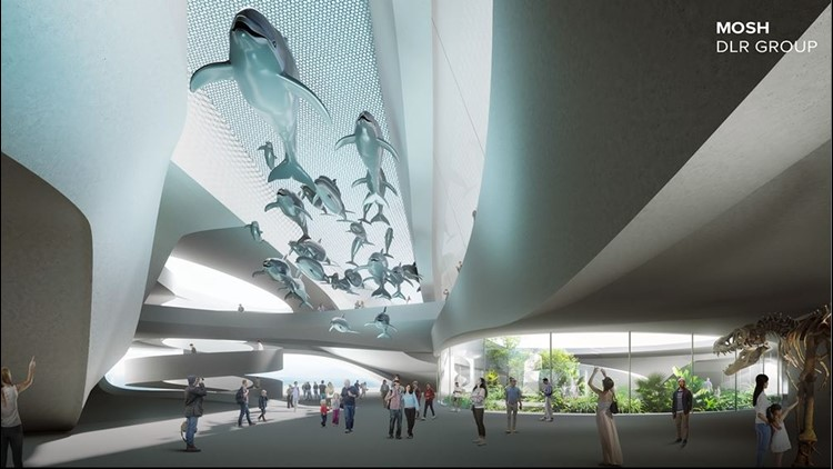 'Iconic on the river': MOSH picks architect for new Northbank museum plans