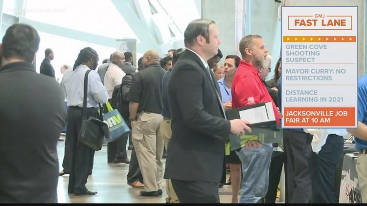 Need a job? Job fair held Thursday in Downtown Jacksonville