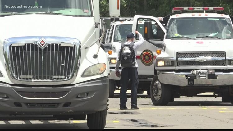 24 JFRD firefighters heading to Louisiana Sunday to help with Hurricane Ida relief