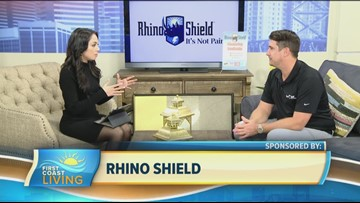 Looking to protect your home and save some money? Rhino Shield can help (FCL January 15th)