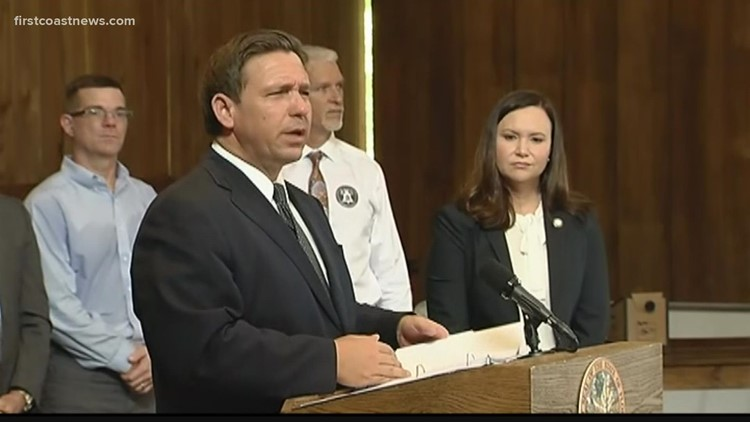 Doing away with FSA: Gov. DeSantis outlines plan to replace standardized test with progress monitoring