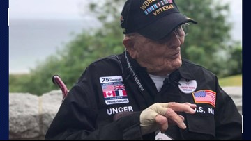 """Where thousands of brave men met their fate 75 years ago:"" FCN covers D-Day's 75th anniversary from Normandy"