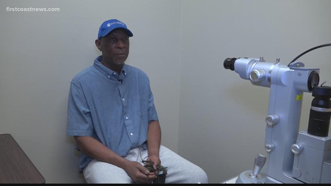 Bahamas professor receives life-changing cornea transplant in Jacksonville