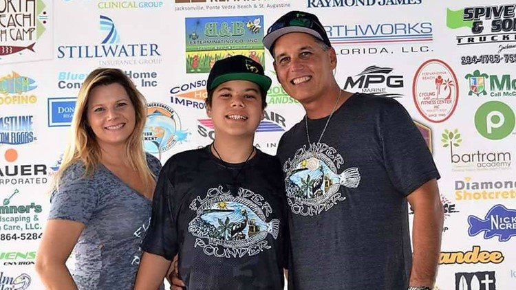 First Coast father hopes to reel in support for families with autism through fishing tournament