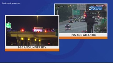 23-year-old man dies after involved in crash on I-95 near Southside