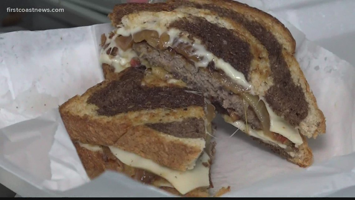 First Coast Foodies: 'Melt' with us at Patty Shack food truck!