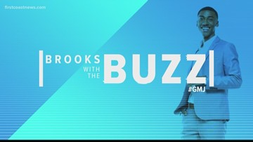 Brooks with the Buzz