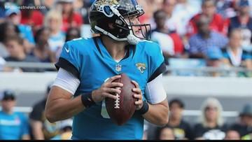 WATCH: Jaguars QB Blake Bortles benched, Cody Kessler named as starter
