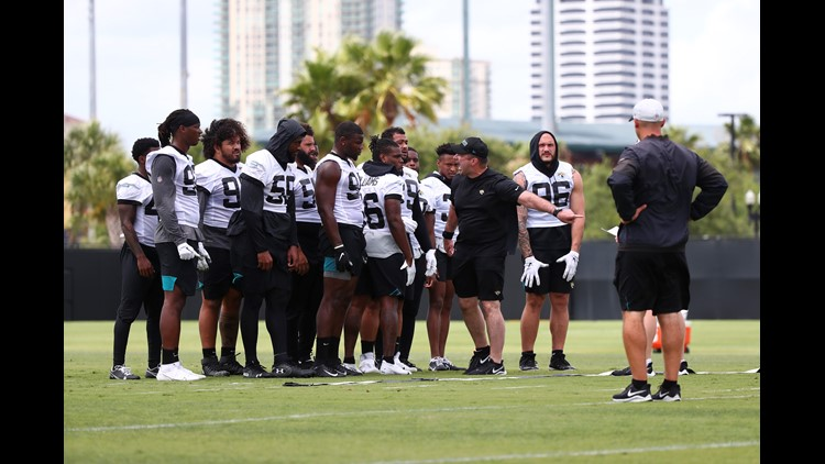 Jaguars OTAs: with 100 percent attendance, which players stood out on Thursday?