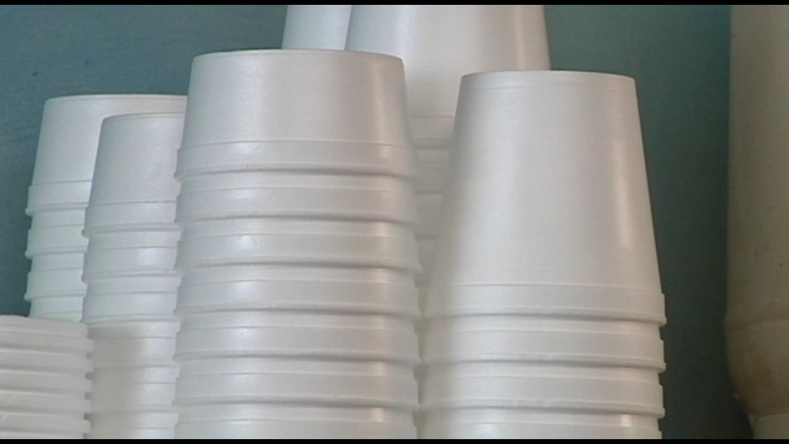 New rule aiming to phase out Styrofoam in Florida stores