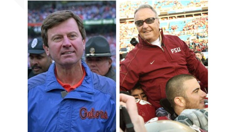 Looking back at the first Spurrier vs. Bowden bout 30 years later