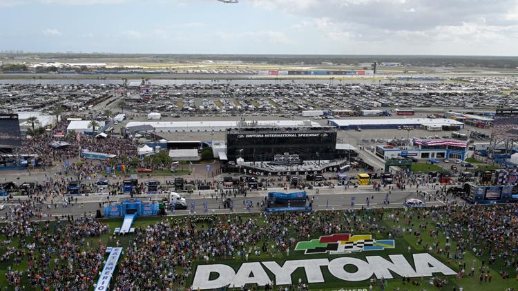 2021 Daytona 500 Central