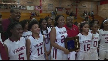 Raines wins first-ever Gateway Conference Girls Basketball Tournament