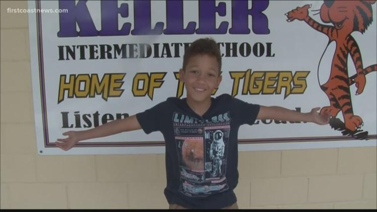 Student of the Week: Braylen Taylor