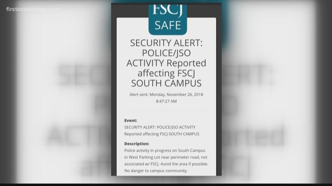 JSO: Body found near FSCJ\'s South Campus   firstcoastnews.com