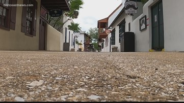 City of St. Augustine cuts April, May rent in half for those renting city-owned buildings