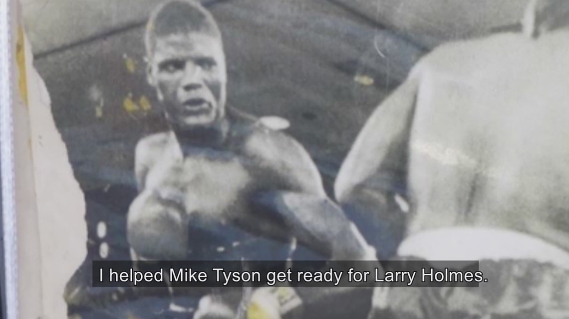 First Coast YOU: Dorcy Gaymon sparred with Mike Tyson, Tony Tucker