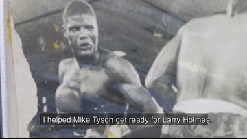 First Coast YOU: Dorcy Gaymon sparred with Mike Tyson, Tony Tucker