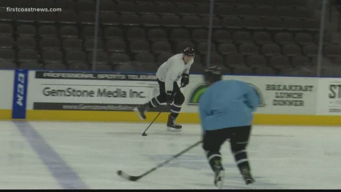 Heroes to be honored at Jacksonville Icemen game