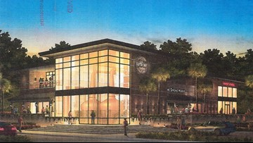 Angie's Subs hopes to redevelop property with barbeque restaurant and three-story craft distillery