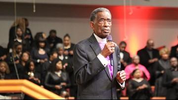 Black History Month: Pastor Emeritus of Florida's oldest Baptist church