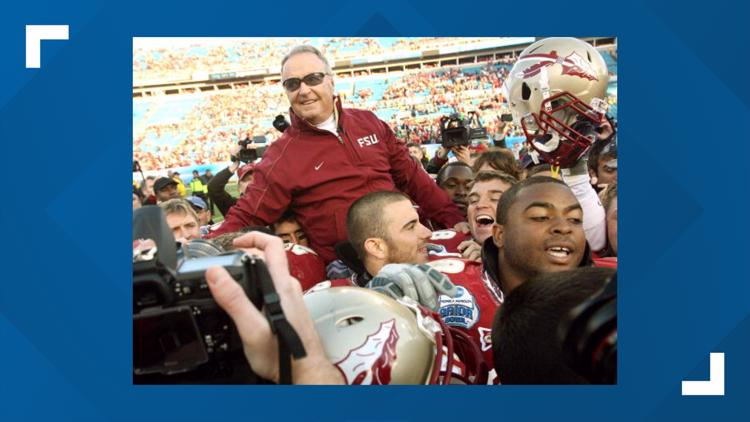 Looking back at Bobby Bowden's last victory at Florida State