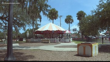 Plans are in the works to move St. Augustine carousel to Port Charlotte