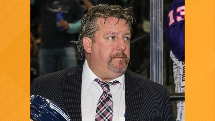 Head coach Jason Christie leaving Jacksonville Icemen for Buffalo Sabres