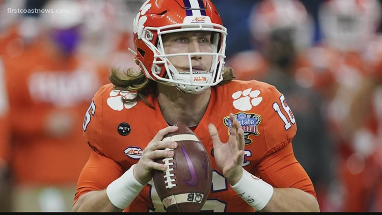 Trevor Lawrence defends work ethic,