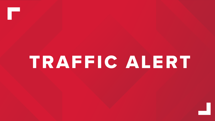 Traffic: Multi-vehicle crash with injuries closes lanes on I-295, Philips Highway