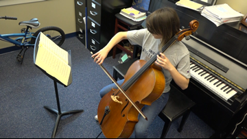 UNF cellist receives high honors as part of ten chosen around the world