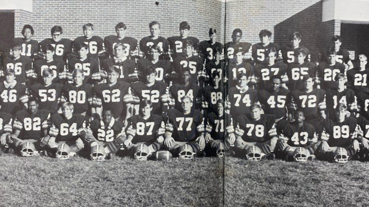 Ed White High School football team celebrates 50th anniversary with big goals for the future