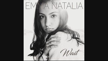 14-year-old Flemming Island girl writes song 'Wait' in honor of her sister